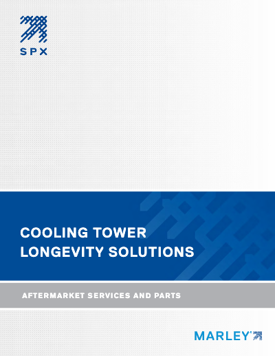 Cooling Tower Longevity Solutions