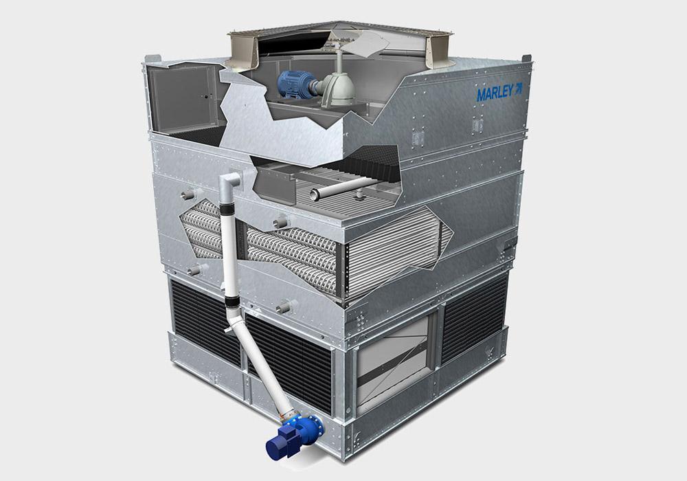 DT Fluid Cooler 2