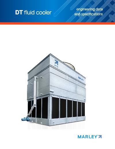 Marley DT Fluid Cooler Engineering Data