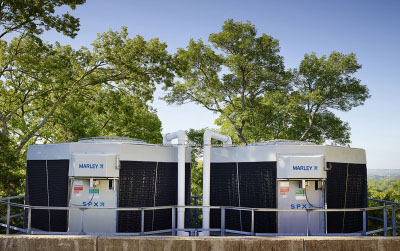 Marley Quadraflow Cooling Tower